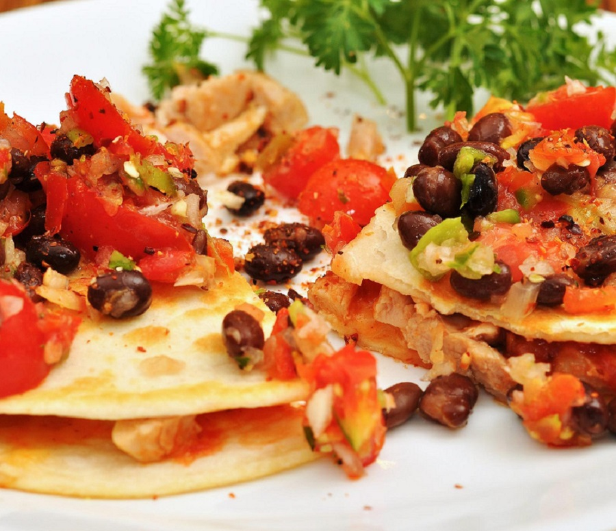 Ruby Tuesday Chicken Quesadilla Restaurant Recipe