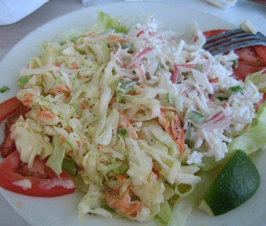 Golden Corral Seafood Salad Recipe