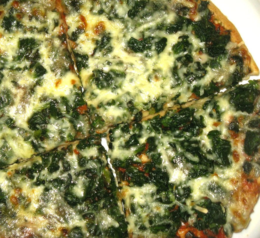 Applebee's Spinach Pizza Recipe