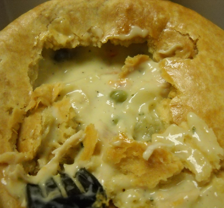 KFC Chicken Pot Pie Recipe