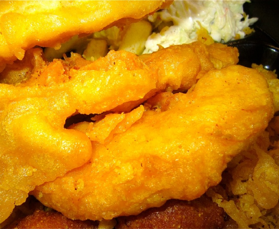 Long john silvers battered fish recipe for How to make batter for fish